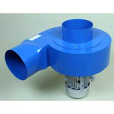 CENTRIFUGAL SUCTION BLOWER