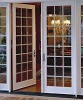 DOORS, DOOR PANELS, WINDOW FRAMES & RELATED FRAMEWORKS