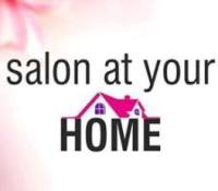 SALON SERVICES AT HOME
